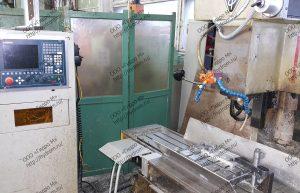 Модернизация фрезерного станка 6520