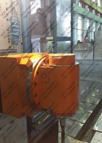 Настройка головки станка Skoda HCW2