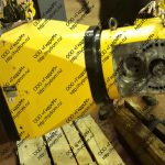 Демонтаж навесной головки HOI 50