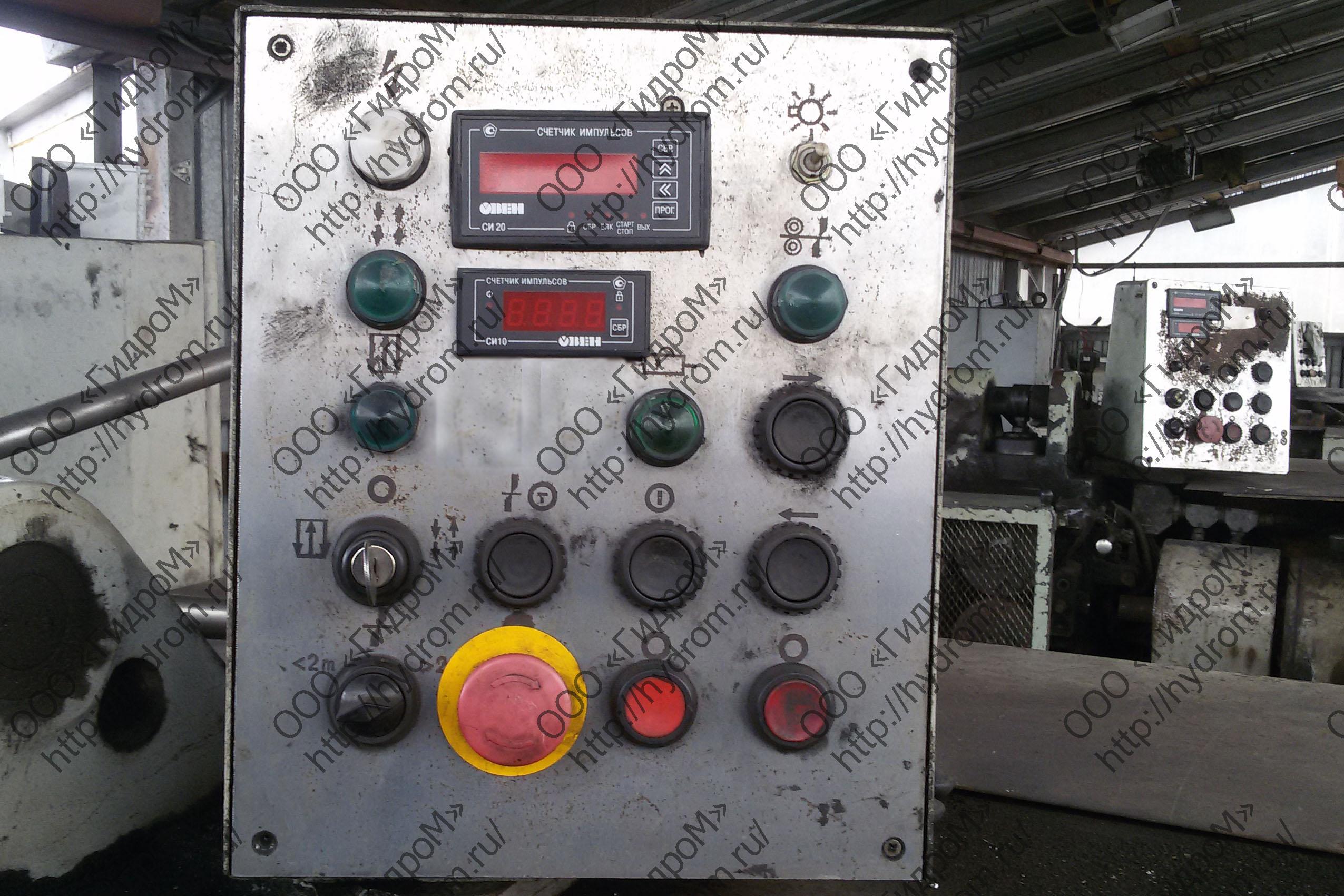Замена электроавтоматики промышленного оборудования