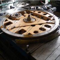 Ремонт расточного станка 2А656