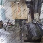 Восстановление геометрии станка FADAL