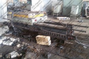 Модернизация расточного ивановского станка ИР1250